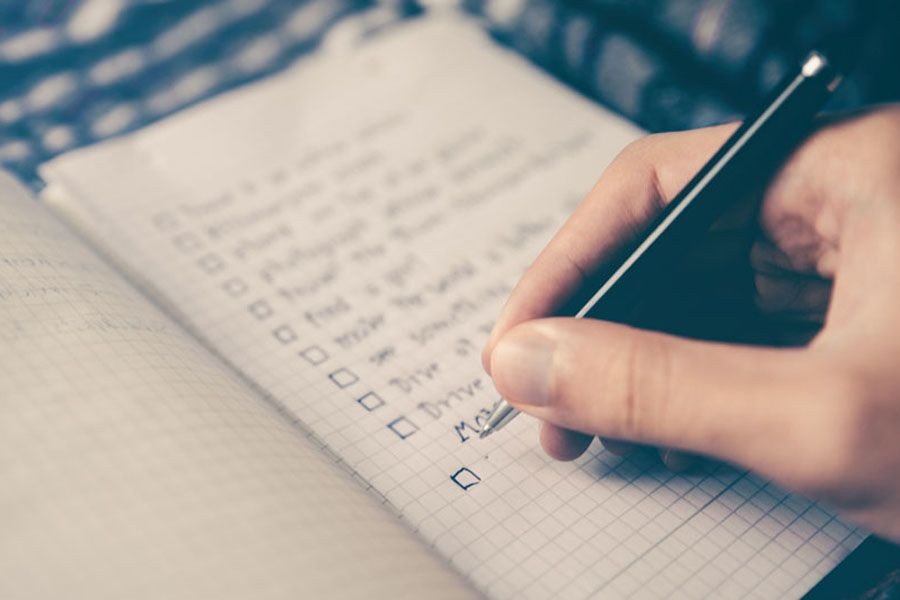 Writing Strategy: How to Get Inspired Everyday